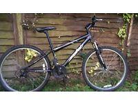 """MTB Bike 26"""" wheels"""