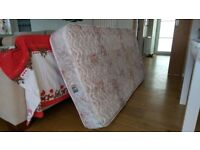 Good quality orthopedic single mattress - free to collector!!