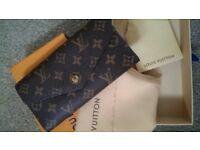 New Louis Vuitton Sarah Wallet