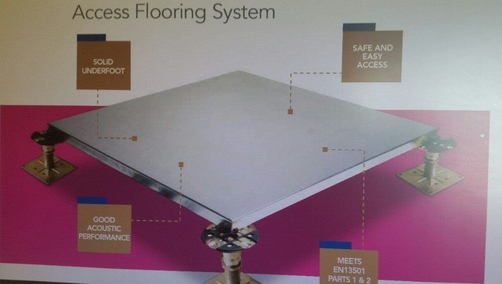 Kingspan Raised Floor Panels 2nd Hand Immaculate Condition In Portadown County Armagh Gumtree