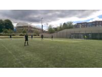 Teams wanted for Hackneys newest 7 -side football league. 3G Pitch, great location