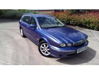 Jaguar X Type SE Estate Diesel