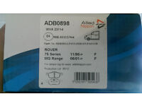 Rover 75 , MG ZT Front brake pads