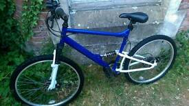 Gents Town Bike MTB