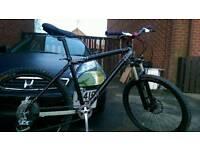 Custom voodoo downhill bike !!!!!!!
