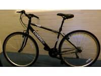 Hybrid Gents bike (hardly used)