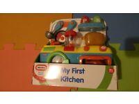 Brand new - Little Tykes - My First Kitchen - £9