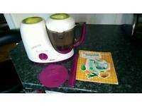 Beaba baby cooker and blender