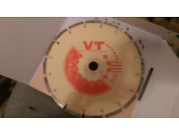 VJT General Purpose Diamond Blade, 300MM, 20mm BORE, GENERAL PURPOSE CONCRETE
