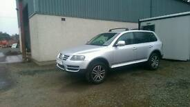 2006 vw toureg v10 tdi