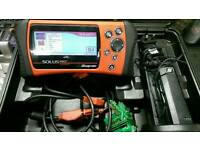 Snap on Solis pro. Diagnostic tool