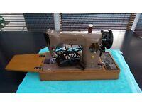 1950's singer sewing machine 201k