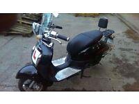 2013 DIRECT BIKES DB50QTE MOTORBIKE SPARES OR REPAIR