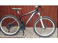Limited edition Boardman sport mountain bike.