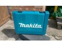 Makita impact drill box