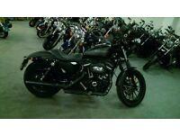 Harley Davidson sportster XL 883 N IRON 2010.