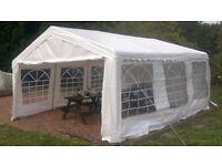 4m x 6m Marquee for sale (New and boxed - never used)