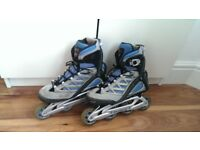 Rollerblade Inline Skates in a very good condition UK 4-6.5