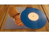 "The Good Life 'Lovers Need Lawyers' 10"" Blue Vinyl Single"