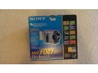 Sony Mavica MVC-FD87