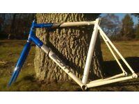 Scott AFD 209 aluminium road bike frame