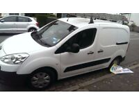 PEUGEOT PARTNER NEW MOT 1.6 DIESEL VERY ECONOMICAL 50MPG CHEAP TO INSURE