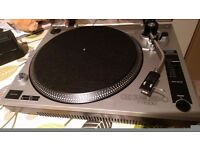 Chrome mix TT1000 turntable