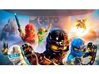 Lego ninjago wanted