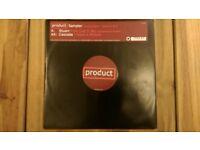 Product Recordings Limited Edition Sampler Split 12 inch Vinyl Single feat. Stuart & Cascada