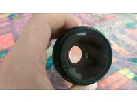 canon 50mm f1.8 mk1 ef prime lens