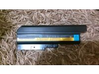 Genuine Lenovo Thinkpad Battery - FRU P/N 42T4511