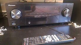 pioneer vsx 322 5.1 AV Reciever ( overheating ? )