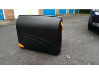 Large 2 Wheel Rolling Suitcase