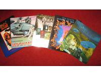 SciFi Art books