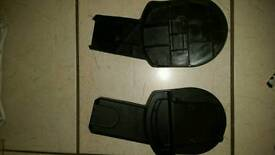 Adapters for Cybex Aton , Maxi cosy car seat fit to urobo Sola pram