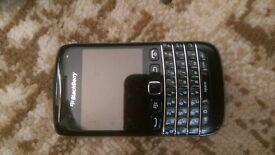 blackberry 9790 unlocked good condition black