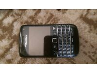 blackberry 9790 unlocked good condition black