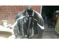 Triumph bikers jacket size 2L