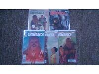 Chewbacca comics complete