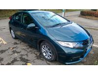 Honda Civic 2012 ES 1.8 VTECH mk9, petrol, very low mileage