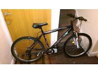 Reflex mountain bike with 26 wheel size