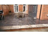 PSG Cleaning - Patio, Block-paving & Decking Cleaning Services - the best in the Midlands!!