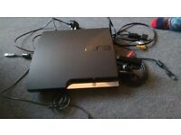 ps3 320gb with camera no controller