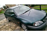 Toyota Avensis GS Specification -1.8 Petrol - Very Reliable