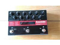 EVENTIDE PITCH FACTOR,,,as new ,,boxed...