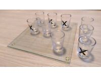 Noughts and Crosses Shots Drinking Game