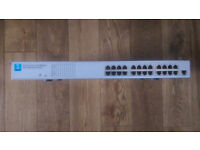 Scan 24 port 10/100M Ethernet Switch