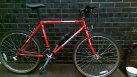 Gents Town bike 20inch frame