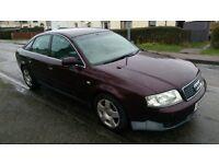 Audi a6 c5 2.4 petrol 170 bhp
