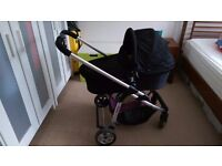 iCandy Cherry Carrycot & Pushchair